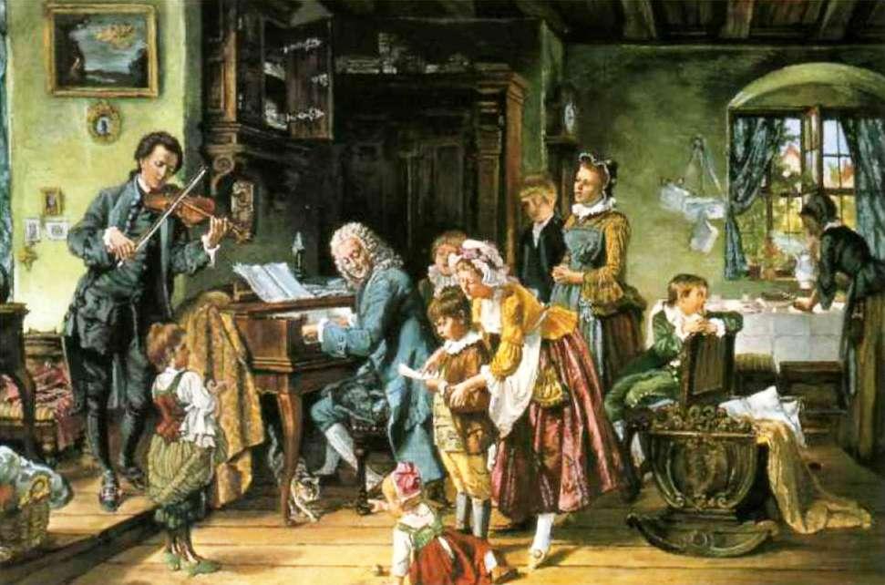 Музыка Моцарта для детей